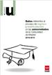 Portada: Proceso de ingreso y matriculación en las universidades de la Comunidad de Madrid 2015-2016